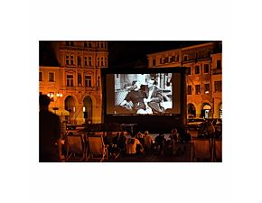 SET 7,32x4,12 m Sommerkino + Full HD-Freigabe